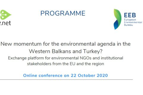 New Momentum for the Environmental Agenda in the Western Balkans and Turkey?