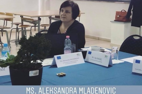 ENV.net3 – kick off meeting in Tirana