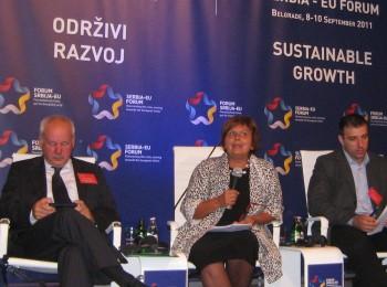 A.Mihajlov - Forum SRBIJA-EU sept 2011