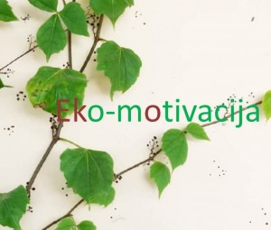 Eco-motivation