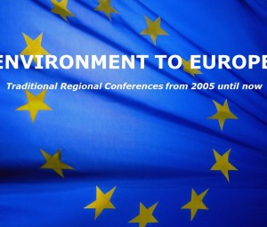 ENVIRONMENT TO(wards) EUROPE – EnE