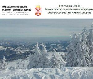 "Preparation of publication: ""Kopaonik, Serbian mountain"""