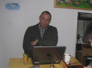 Momenat iz Kancelarije, januar 2013