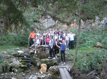 2012 Golija Summer Eco-School