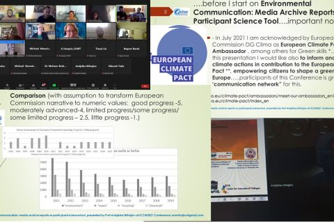 Environmental Communication: Media Archive Reports as a Participant Science Tool