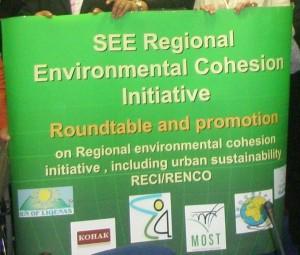 Regional Environmental Cohesion