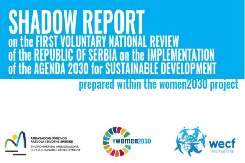 Shadow Report on the VNR of the Agenda 2030 implementation in Serbia is finalized