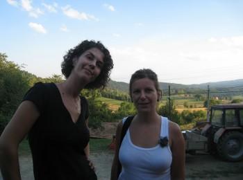 Sandra and Milica