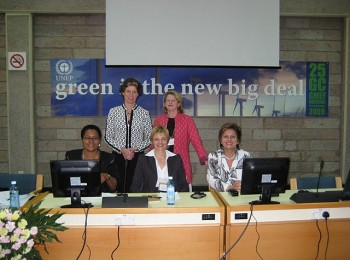 UNEP Women Leaders