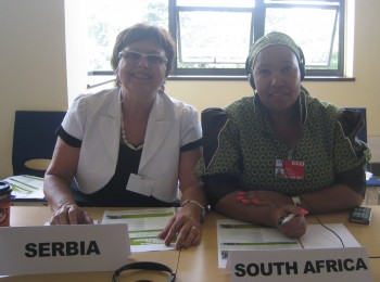 Women Ministers and Leaders Delegations