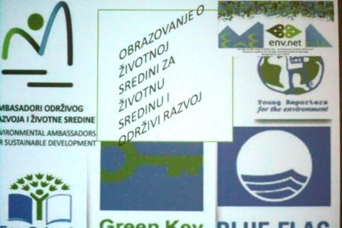Одлука Националног савета за еко-образовање: још 12 школа у Србији заслужило ЗЕЛЕНУ ЗАСТАВУ – потврду да спроводе међународни програм Еко-школе