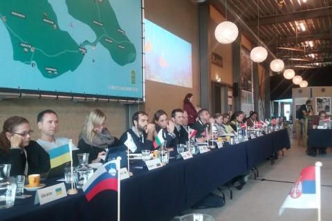 Međunarodni godišnji sastanak Nacionalnih operatera za program Plava zastava, Holandija, oktobar 2015.