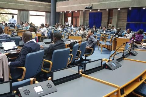 Mart 2019. – iz sedišta UN za životnu sredinu :  4. Skupština (i prateći događaji)