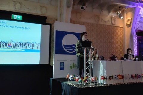 Godišnji sastanak nacionalnih operatera programa Plava zastava, Blackpool, Engleska