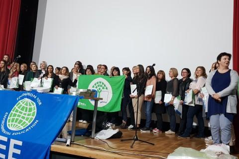 Godišnji sastanak ekoškolskih koordinatora,  18-19. oktobar 2019. Zlatibor