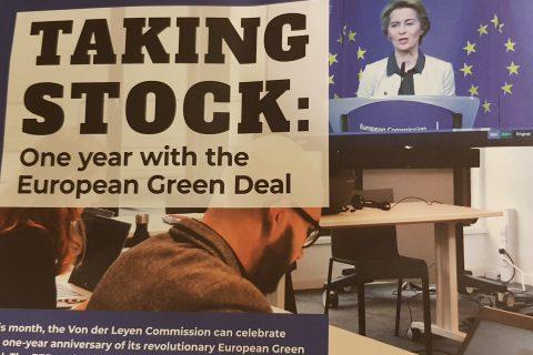 ZELENI DOGOVOR Evropske unije: šta je postignuto za godinu dana