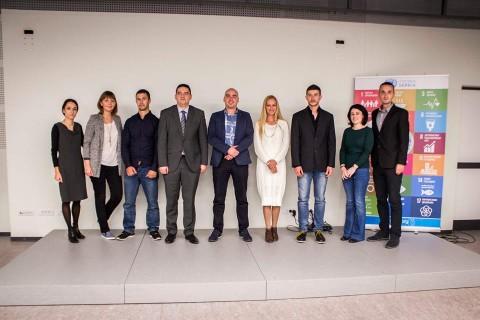 Ambasadorka osvojila drugo mesto na konkursu za zelenu ideju