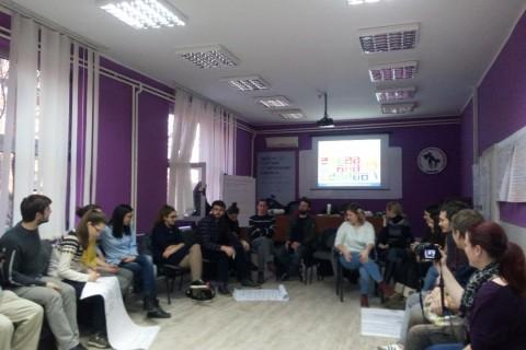 """Youth Roadmap for New Urban Agenda"""