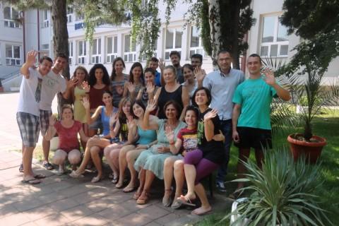 Poseta međunarodnom volonterskom eko-kampu u Aranđelovcu