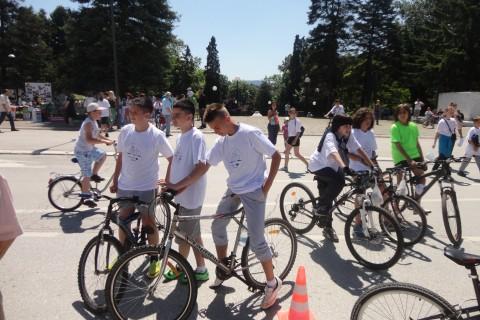 Partnerstvo u organizaciji biciklijade i Nedelje životne sredine u Gornjem Milanovcu