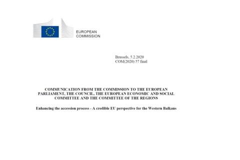 Osvrt AOR na novu metodologiju EU klastera proširenja   – Poglavlje 27 i grupisanje u klastere