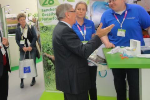 Učestvujemo na ZELENOJ NEDELJI EU u Briselu, juni 2015