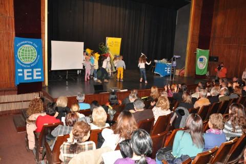Godišnji sastanak ekoškolskih koordinatora održan je u Paraćinu u Tehnološkoj školi