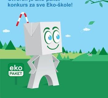 OTVOREN JE EKO-PAKET KONKURS ZA 2016. GODINU