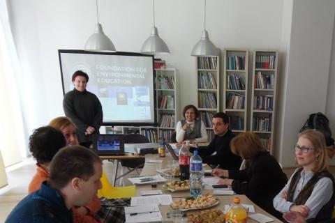 Održana sednica Nacionalnog saveta za programe obrazovanja u oblasti životne sredine