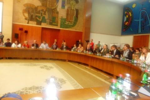 Učestvovali smo na konsultativnom sastanku u vezi  okvira Ujedinjenih nacija za razvojnu pomoć (UNDAF) 2016-2020