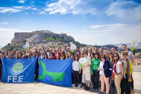 Program ZELENI KLJUČ – Atina 2017: Sastanak Nacionalnih operatera iz 39 zemalja