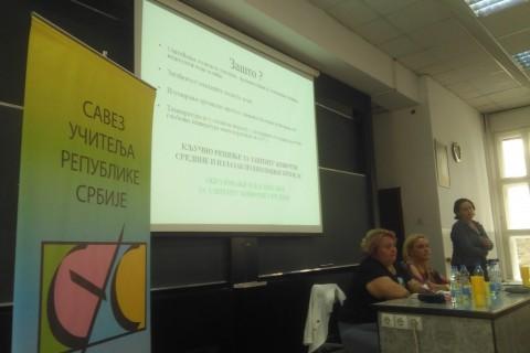 Predstavili smo međunarodni program Eko-škole na stručnom skupu: XXX Sabor učitelja Srbije