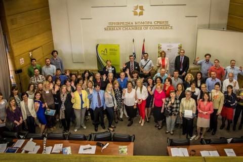 Konferencija Životna sredina ka Evropi, 6. juni 2016. u Beogradu
