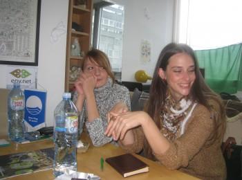 Milena i Ana