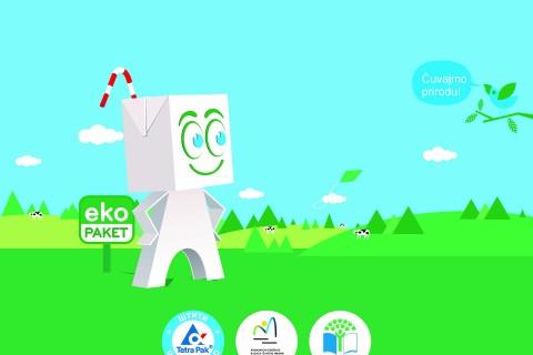 Završen je Eko-paket kreativni konkurs za 2019 godinu!