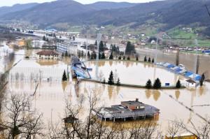 Rad Mladost je odnela poplava, autor Dijana Nikšić, SŠ Dragačevo Guča