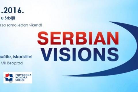 AOR na SERBIAN VISIONS: 27.novembra od 12-14h u sali M4 Radisson Blu Old Mill Hotela u Beogradu