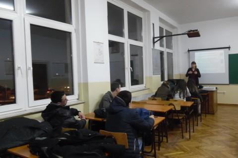 Mladi Eko-reporteri – trening u Geodetskoj tehničkoj školi