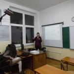 Trening u Geodetskoj tehničkoj školi