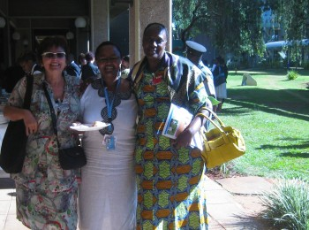 UNEP Ministers and Leaders Serbia, Kenya