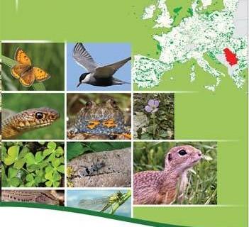 """ENV.net publikacija: """"Vrste biljaka i životinja značajne za zaštitu prirode u EU"""""""