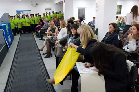 "Predstavljen projekat ""Mapiranje reciklera i sakupljača sekundarnih sirovina u Eko-školama"""