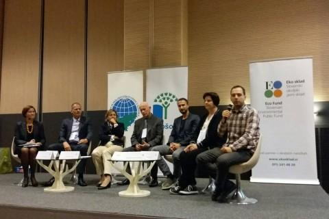 Sastanak ekoškolskih koordinatora u Sloveniji, Laško