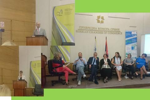 "Konferencija ""Životna sredina ka Evropi"" – EnE17: podstreh stručnjacima i mladima"