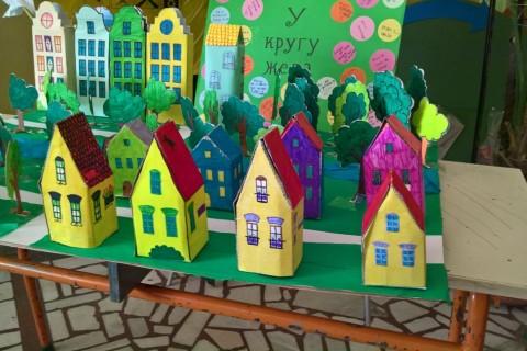 Mladi predstavili gradove budućnosti – proglašeni su rezultati Eko-paket kreativnog konkursa