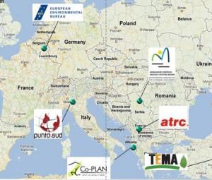 Razvoj ENV.net na zapadnom Balkanu i u Turskoj: unapredjivanje uticaja stanovništva na proces reformi u sektoru životne sredine kao podrška približavanja Evropskoj uniji