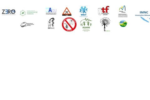 Message from our 14 NGOs to Brussels: End amalgam use!