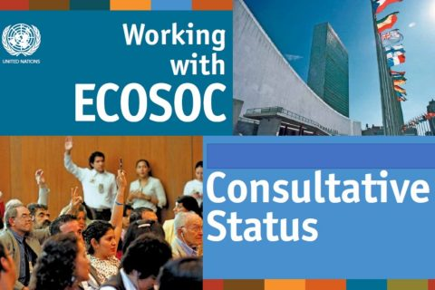 EASD quadrennial report at the 2020 regular session of the ECOSOC of the United Nations Committee on NGOs