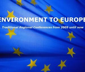 ENVIRONMENT TO EUROPE – EnE