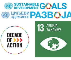 Sustainable Development Goal 13 – Climate Action; Combating climate change and its impact in local communities